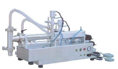 HBG-BZ型半自动灌装机